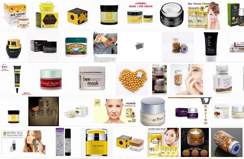 crema arrugas veneno de abeja