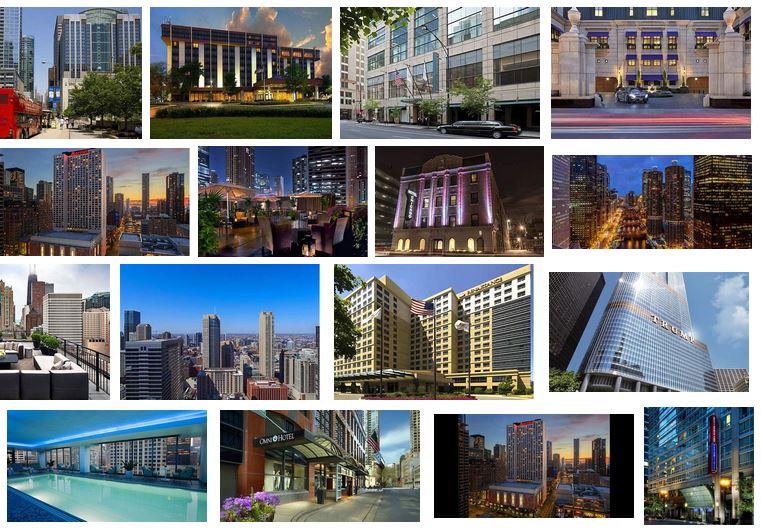 chicago hoteles