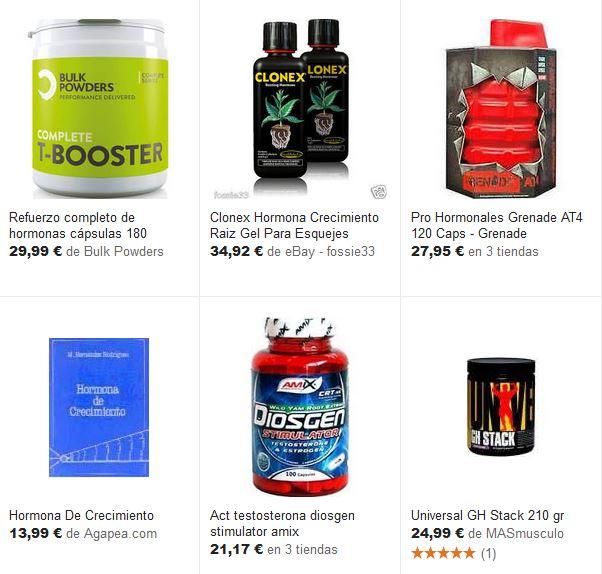 comprar hormona crecimiento