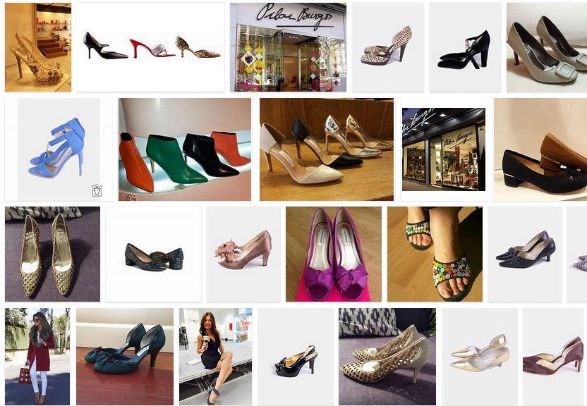zapatos pilar burgos online