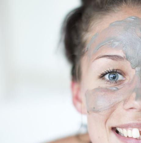 crema casera facial barro