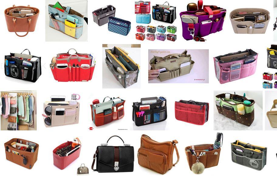 trucos organizar bolso