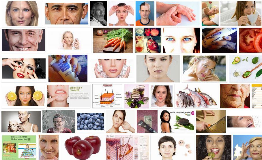 Cuidado de la piel grasa para retrasar el envejecimiento y las arrugas