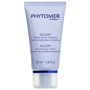 Crema alta tolerancia Phytomer Accept (50ml)