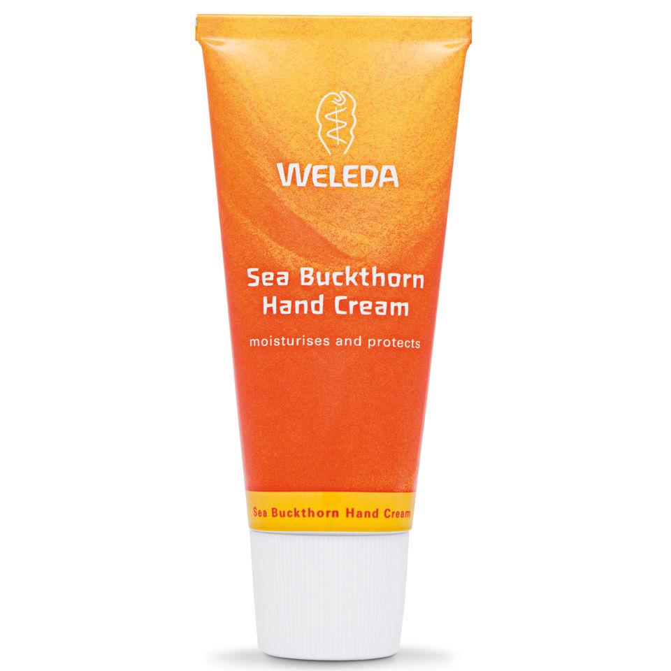 Crema de manos Weleda Argousier (50ML)