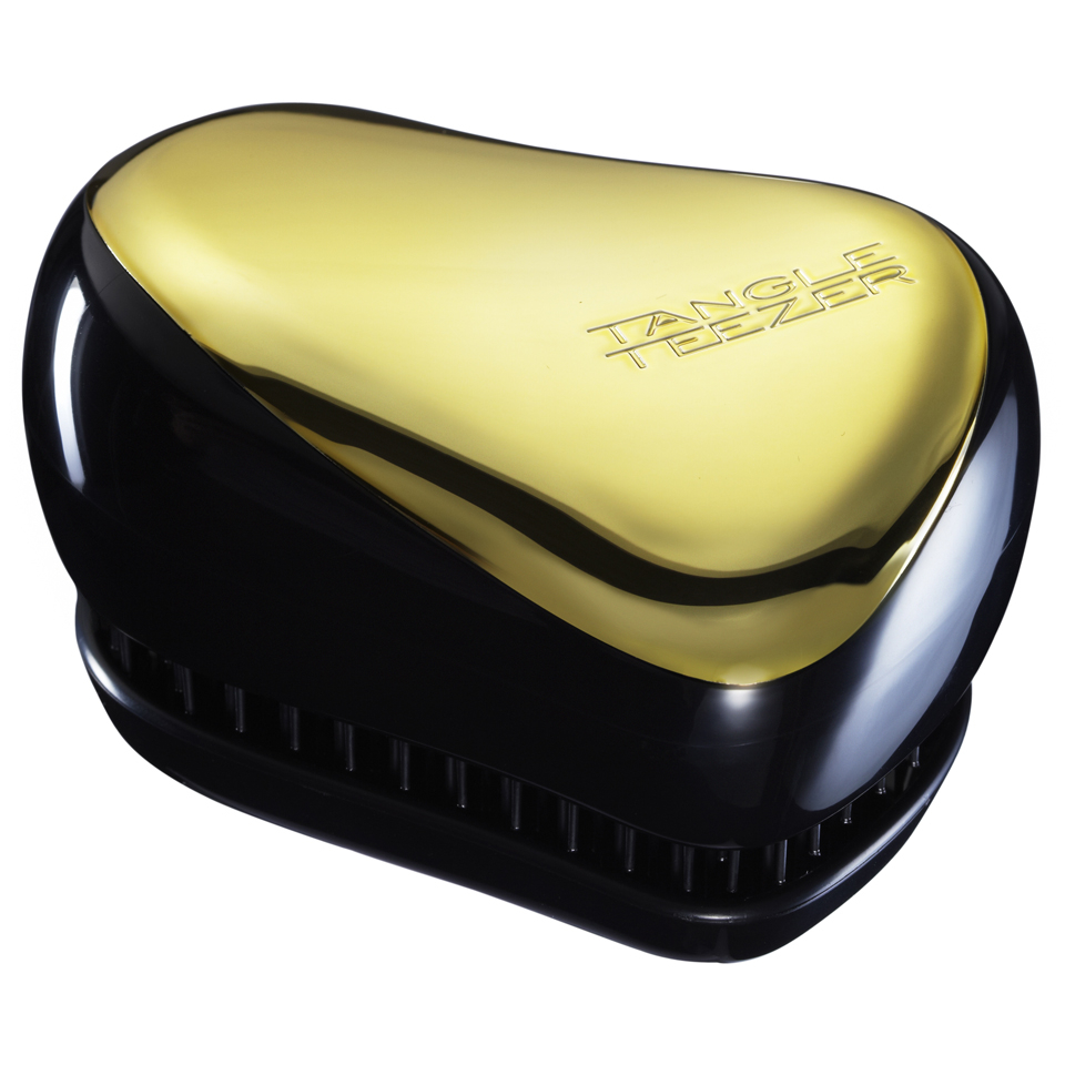 Cepillo Tangle Teezer Compact Styler Gold Rush