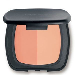 Duo de polvos compactos bareMinerals Ready Luminizer Duo: Love Affair/Shining Moment