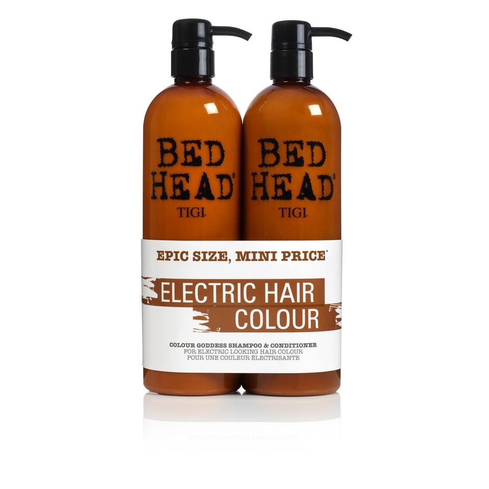Duo de productos proteccion color TIGI Bed Head Colour Goddess
