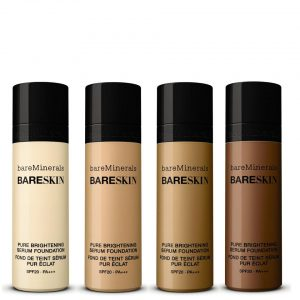bareMinerals bareSkin Pure Brightening Serum Foundation SPF20 in Bare Cream
