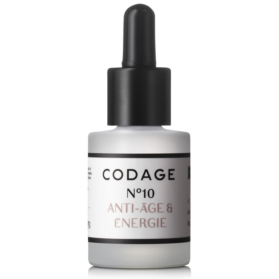 Serum antiedad y energia CODAGE N.10 Anti-Ageing and Energy (15ml)