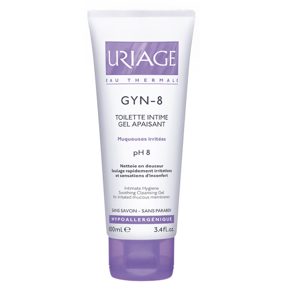 Gel Limpiador Higiene intima Uriage Gyn-Ply Intimante Hygiene Soothing (100ml)