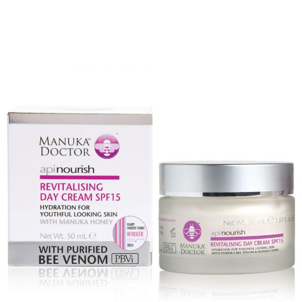 Manuka Doctor ApiNourish Revitalising Day Cream SPF15 50ml