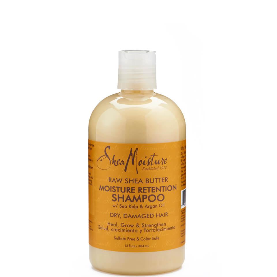 Shea Moisture Raw Shea Butter Moisture Retention Shampoo 379ml