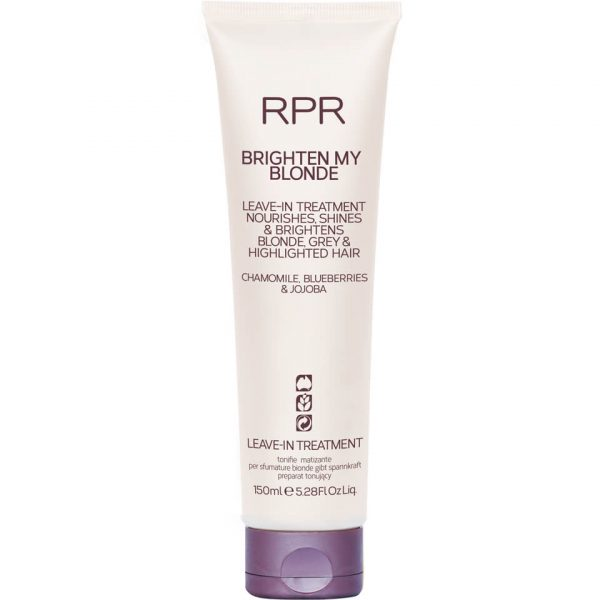 RPR Brighten My Blonde Leave in Treatment 150ml
