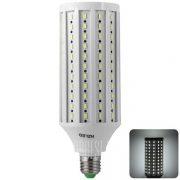 Ultra brillante HZLED 30W E27 165 x 5630 SMD 6000K 2900LM Lampara LED de luz blanca de maiz