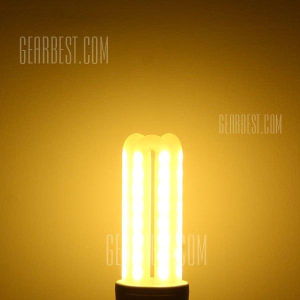 12W E27 3U 1150LM 48 x 5730 SMD LED Lampara de maiz escarchadas Spotlight CFL Sustitucion - 3000 - 3500K