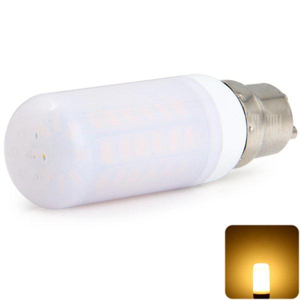 Sencart 2200LM GU10 11W SMD 5730 56 LED Lampara de maiz blanco calido
