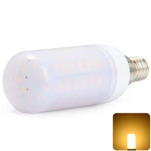 Sencart E14 11W 56 x SMD - 5730 2200LM 3000 - 3500K LED Luz de maiz con sombra mate