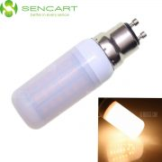Sencart GU10 12W - 5730 56 LED SMD suave regulable Bombilla de luz LED blanco 2200LM CA 110 - 240 V caso mate