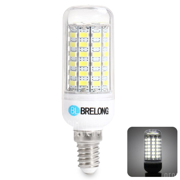 BRELONG E14 LED Lampara de maiz