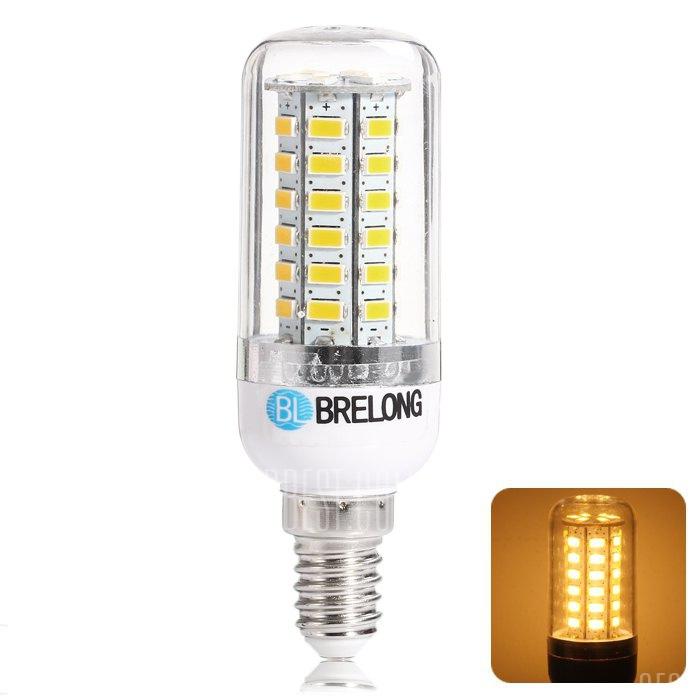BRELONG E14 9W 5730 Atenuable LED Luz de maiz