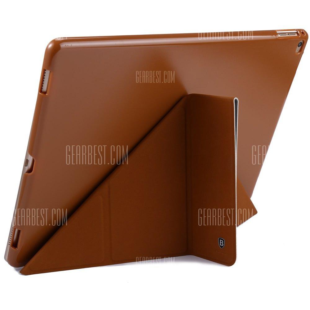 Baseus 12,9 pulgadas Iman Smart Cover de cuero de piel para iPad Pro
