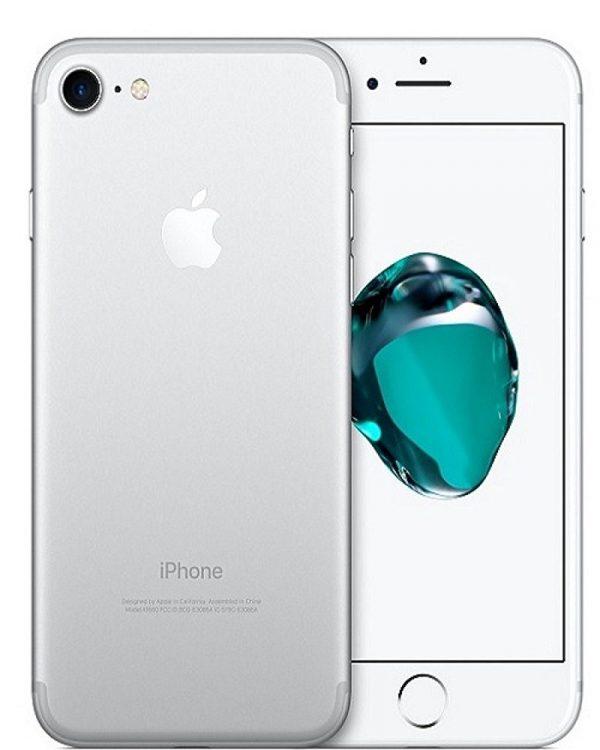 Apple iPhone 7 128 GB Plata - Smartphone libre