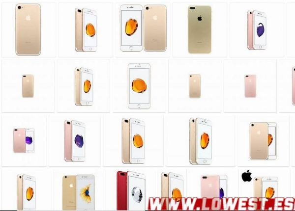 Apple iPhone 7 128 GB Oro notizalia