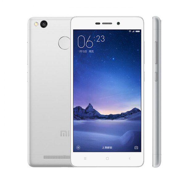 Xiaomi MIUI redmi 3X 7 5.0 pulgadas de la camara 4G Smartphone Qualcomm Snapdragon de 1,4 GHz 430 Octa Core 2 GB de RAM 32 GB ROM Escaner de huellas d