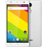 Timmy M20 PRO 5.5 pulgadas Android 6.0 4G phablet MT6737 Quad Core 1 GB de RAM 16 GB de ROM de la huella digital Bluetooth 4.0 camaras duales