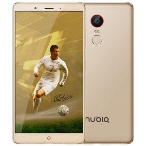 ZTE Nubia Z11 MAX Android 6.0 de 6 pulgadas 4G phablet Snapdragon de 1,8 GHz 652 Octa Core 4 GB de RAM 64 GB ROM GPS 16.0MP camara trasera tipo C esca