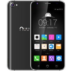 NUU X4 Android 5.1 5.0 pulgadas 4G Smartphone MTK6735 1,3 GHz Quad Core 2GB RAM 16GB ROM 13.0MP camara trasera GPS Bluetooth 4.0