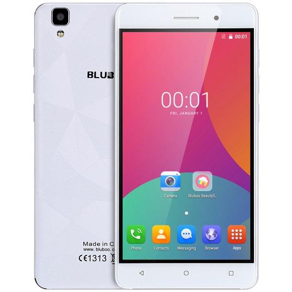 Bluboo Maya android 6.0 5.5 pulgadas de pantalla HD Sensor de la gravedad ROM phablet MTK6580 de cuatro nucleos a 1,3 GHz 2 GB de RAM 16 GB 3G