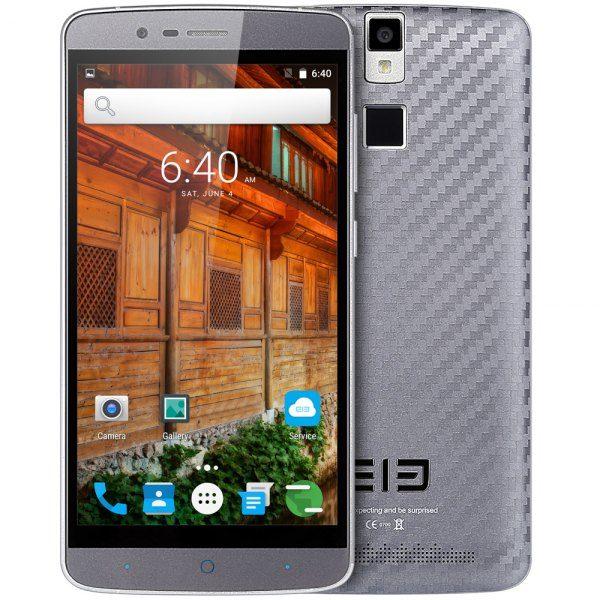 Elephone P8000 4G phablet android 6.0 5.5 pulgadas de pantalla MTK6753 FHD de 64 bits Octa Core 3 GB de RAM 16 GB de ROM ID de huella 13.0MP camara G