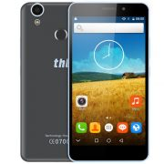 THL T9 Android 6.0 pulgadas 4G phablet 5.5 MTK6737 Quad Core 1 GB de RAM de 8 GB ROM de doble sensor de huellas dactilares Camaras