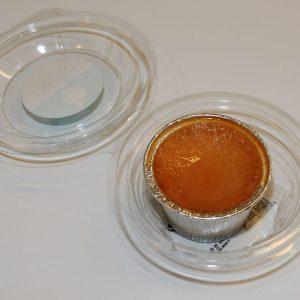 Flan artesano de huevo