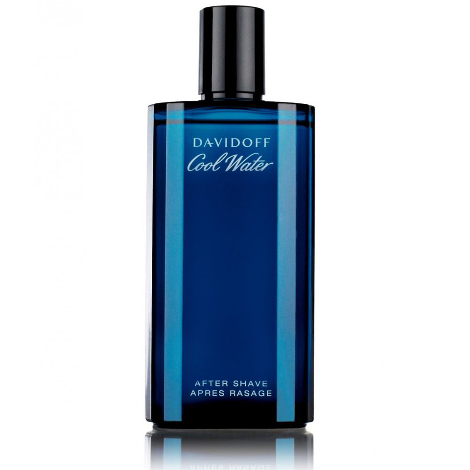 Davidoff Cool Water Aftershave Splash (75ml)