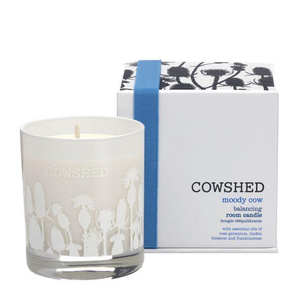 Velas perfumadas equilibrio Cowshed Moody Cow