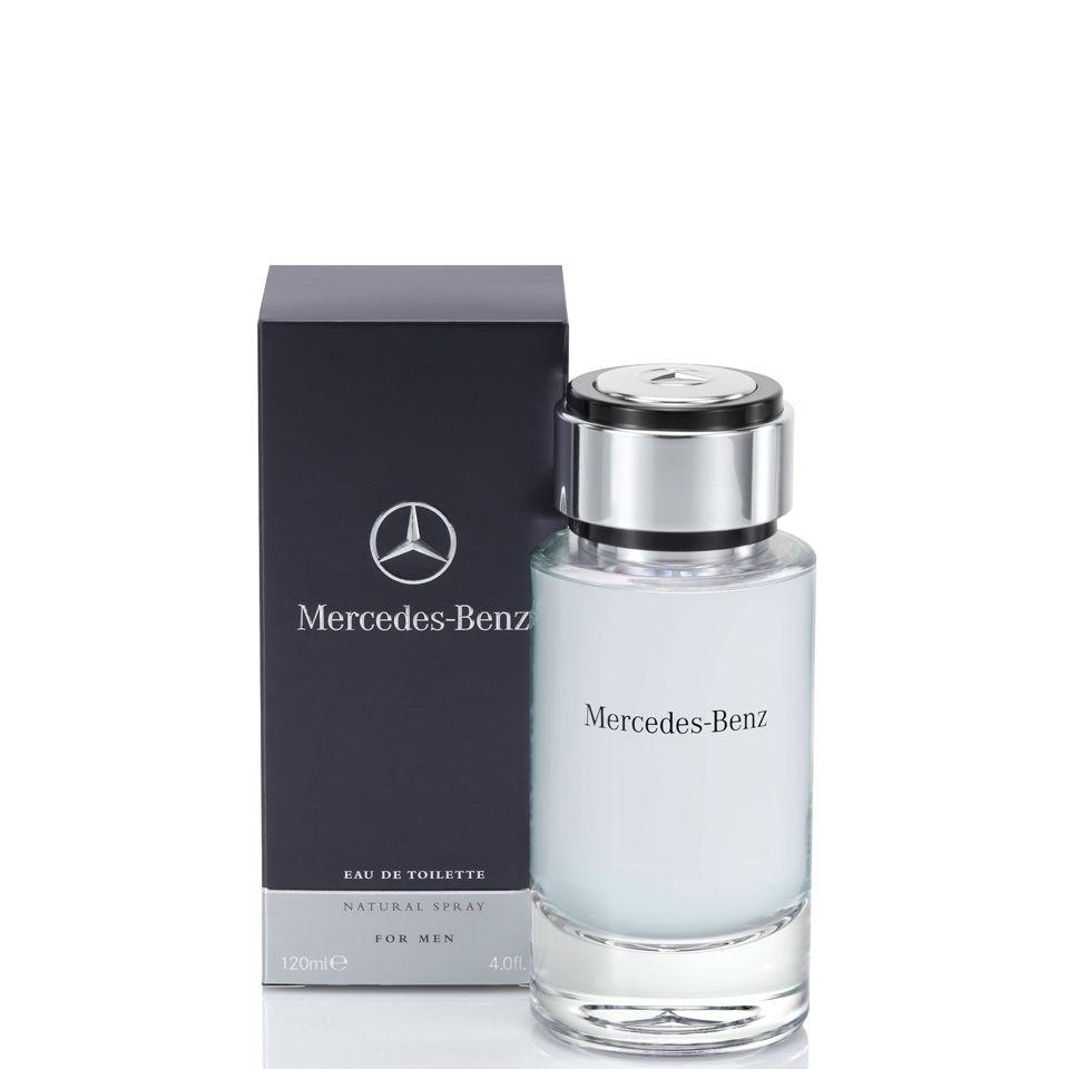 Mercedes-Benz for Men Eau De Toilette Spray (120ml)