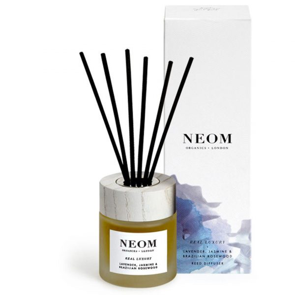 NEOM Organics Reed Diffuser: Real Luxury (100ml)