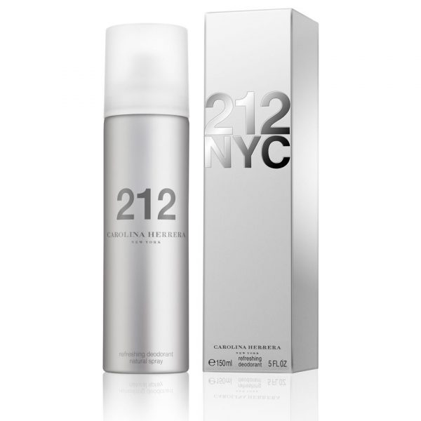 Carolina Herrera 212 NYC Deodorant 150ml