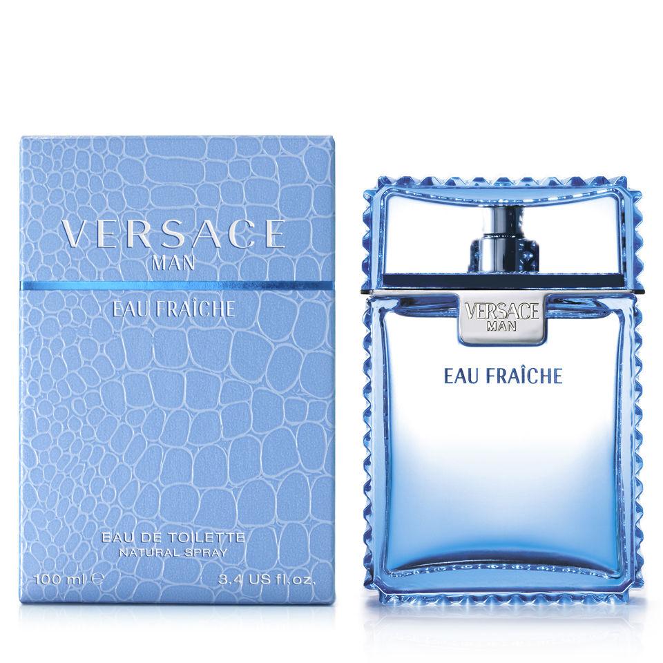 Versace Man Eau Fraiche Eau de Toilette 100ml