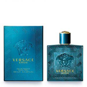 Versace Eros for Men Eau de Toilette 100ml