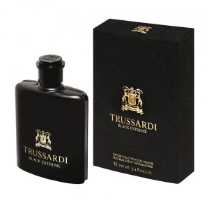 Trussardi Black Extreme for Men Eau de Toilette 100ml