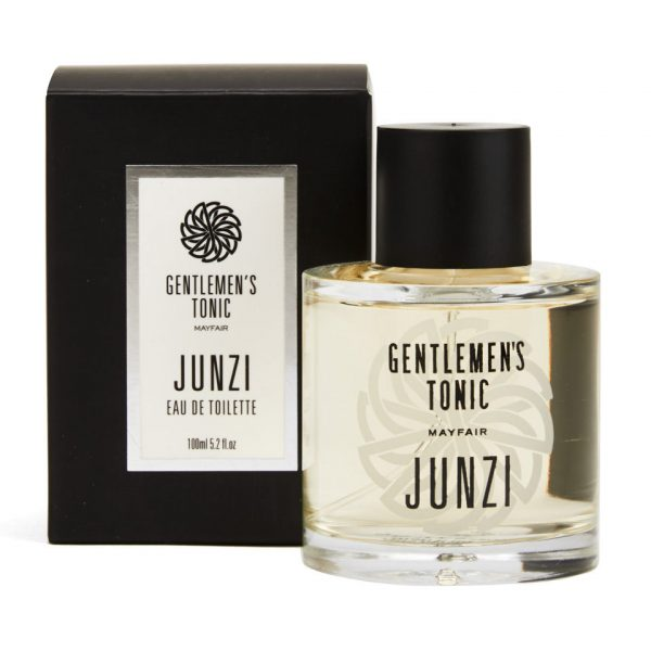 Gentlemen's Tonic Eau de Toilette - Junzi (100ml)