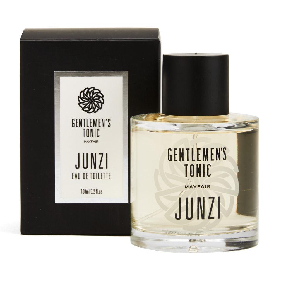 Gentlemen's Tonic Eau de Toilette - Junzi (100ml)