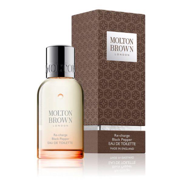 Perfume de pimienta negra Molton Brown Re-Charge Eau de Toilette 50ml