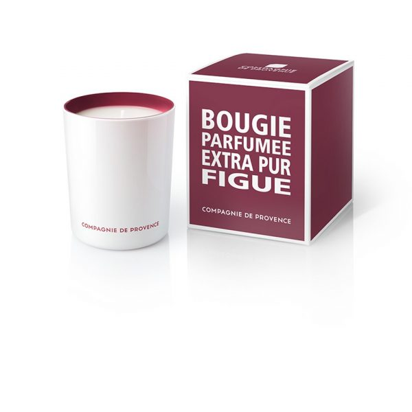 Compagnie de Provence Extra Pur Candle - Fig of Provence (180g)
