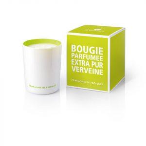 Compagnie de Provence Extra Pur Candle - Fresh Verbena (180g)