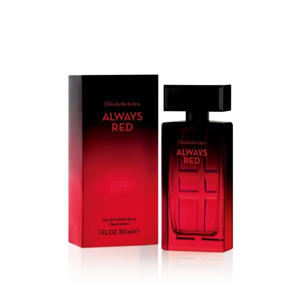 Elizabeth Arden Always Red Eau de Toilette (30ml)